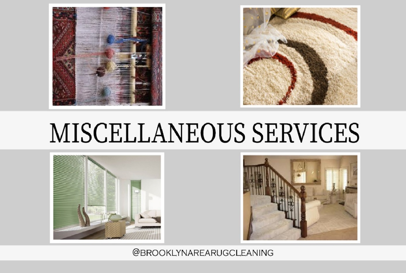 miscellaneous services